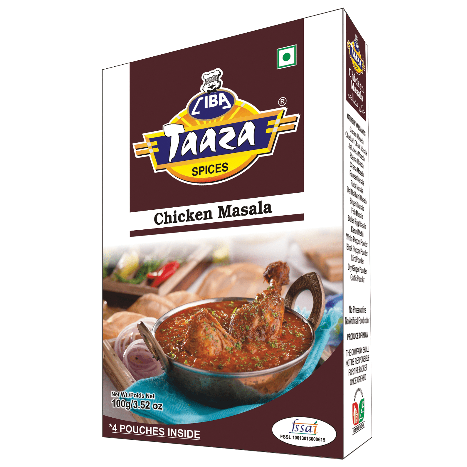 Chicken Masala Powder 100g