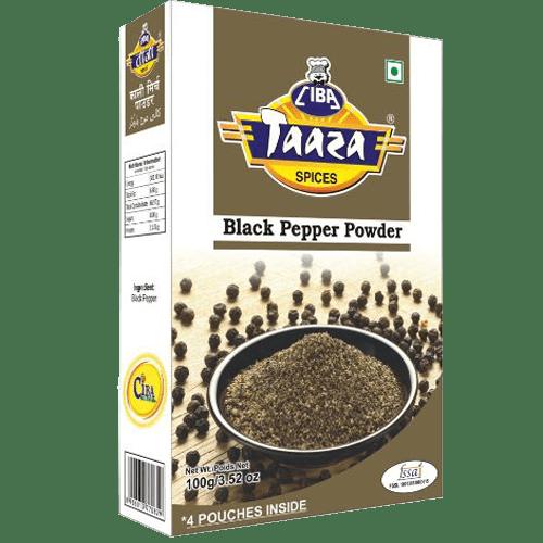 kali mirch powder black pepper powder 100g