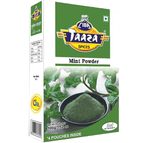 Mint Powder (Pudina Powder), 100g