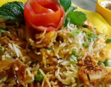 Hyderabadi Veg Biryani By Somya Gupta