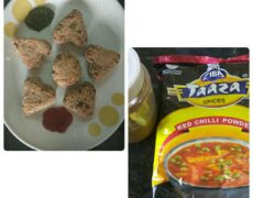 Poha Cutlet By Vagisha Gupta
