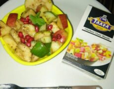 Fruit Chaat By Rekha Goyal