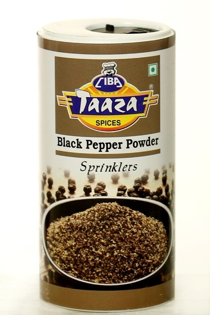 black pepper powder kali mirch powder sprinkler 100g